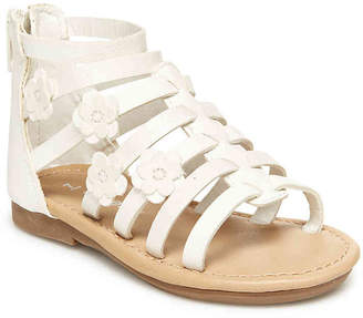 8038aaa0c6b809 Carter s Flossie Toddler Gladiator Sandal - Girl s