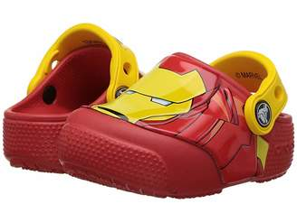 Crocs FunLab Iron Man Lights Clog (Toddler/Little Kid)