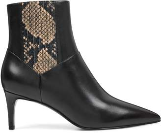 Shelbold Pointy Toe Booties