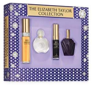 Elizabeth Taylor Fragrance Coffret 4-Piece Set