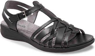 SoftWalk Taft Wedge Sandal - Women's