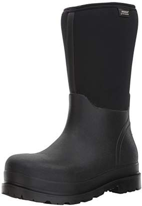 Bogs Men's Stockman Waterproof Insulated Composite Toe Work Rain Boots