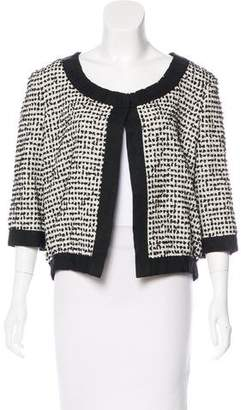 Thakoon Wool Patterned Jacket