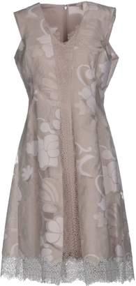a0b8692b6388 Elie Tahari White Short Dresses - ShopStyle