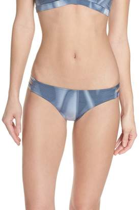 Hurley Quick Dry Max Waves Bikini Bottoms