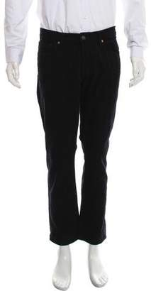 Tom Ford Cropped Corduroy Pants