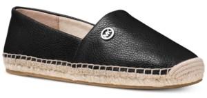 Michael Kors Michael Kendrick Slip-On Espadrille Flats Women's Shoes