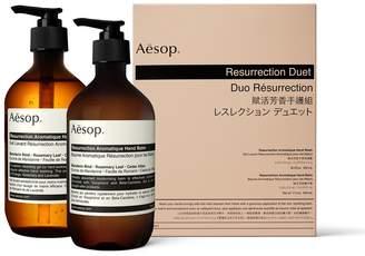 Aesop Resurrection Duet