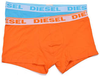 Diesel Two-Pack Shawn Boxer Briefs