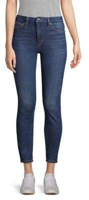 Joe's Jeans Honey High-Rise Ankle Skinny Jeans