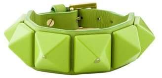 Valentino Large Rockstud Bracelet