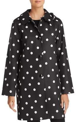 Kate Spade Deco Dot Trench Coat