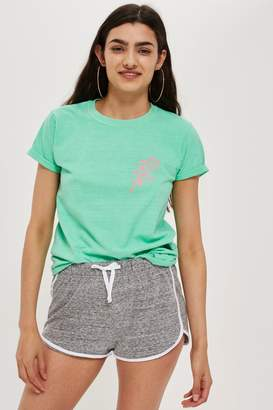 Topshop Neppy Runner Shorts