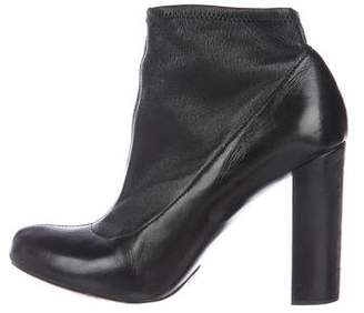 Chloé Leather Sock Booties