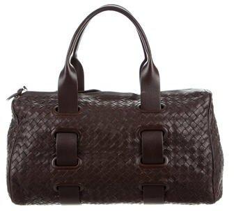 Bottega VenetaBottega Veneta Intrecciato Leather Shoulder Bag