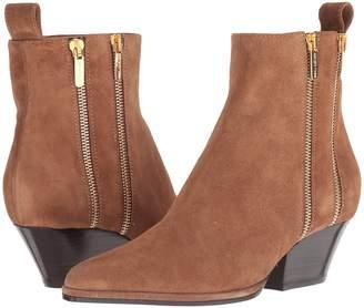 Sergio Rossi A81610-MCRM13 Women's Boots