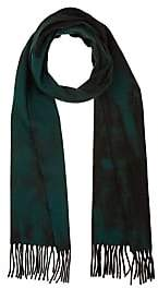 Colombo MEN'S TIE-DYED WOOL-CASHMERE SCARF