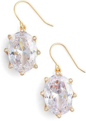 Kate Spade Oval Drop Earrings