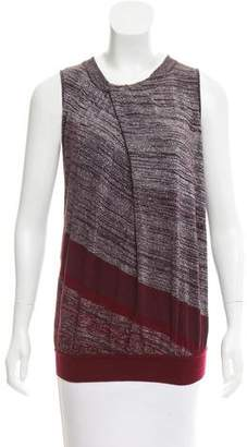 Peter Som Knit Sleeveless Top w/ Tags