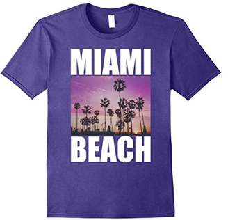 Miami Beach Florida Modern T-Shirt