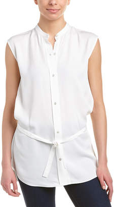Helmut Lang Open Back Sleeveless Top
