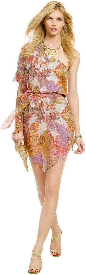 Haute Hippie Sailing Down the Jordan Dress