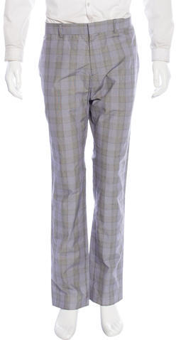 Paul SmithPS by Paul Smith Plaid Chino Pants