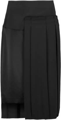 DKNY Knee length skirts - Item 35393457IV