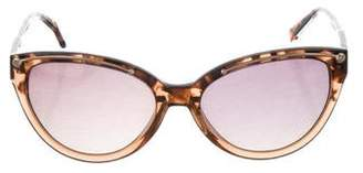 Jason Wu Printed Cat-Eye Sunglasses