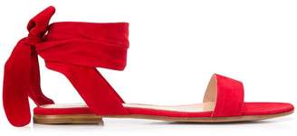Gianvito Rossi ribbon strap sandals