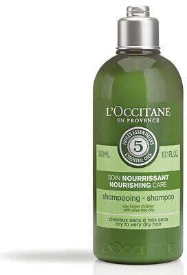 L'Occitane NEW Nourishing Shampoo 300ml