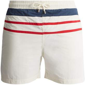 Solid & Striped The Classic striped swim shorts