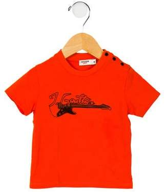 Junior Gaultier Boys' Graphic T-Shirt