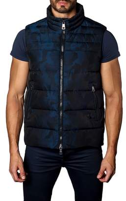 Jared Lang Camo Down Puffer Vest