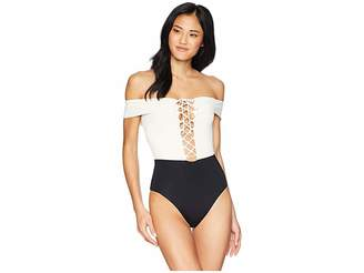 L-Space Anja One-Piece Women's Swimsuits One Piece