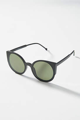 Anthropologie Holly Cat-Eye Sunglasses