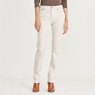 Ralph Lauren Premier Straight Corduroy Pant $99.50 thestylecure.com