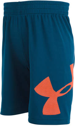 Under Armour Toddler Boys Mesh Logo Striker Shorts