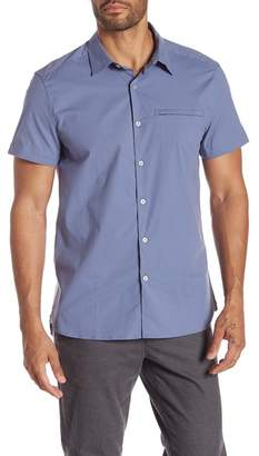 Kenneth Cole New York Short Sleeve Regular Fit Shirt