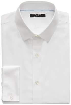 Banana Republic Camden Standard-Fit Non-Iron French Cuff Shirt