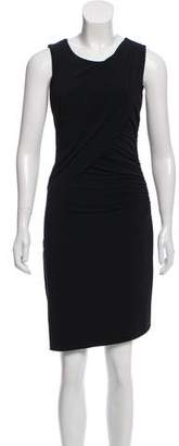 Graham & Spencer Ruched Knee-Length Dress