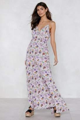 Nasty Gal Grow On Floral Dress