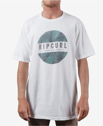 Rip Curl Men's Mason Rockies Logo Graphic T-Shirt