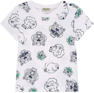 Kenzo Tiger and Friends T-Shirt