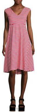 Max MaraWeekend Max Mara Valdese Jersey Striped Dress