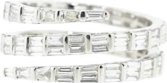 Anita Ko Baguette Diamond Coil Ring