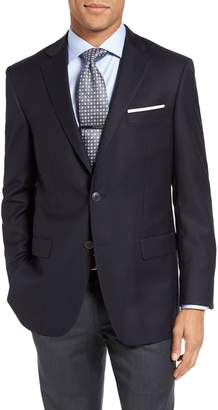 Hart Schaffner Marx New York Classic Fit Wool Blend Blazer