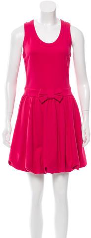 RED ValentinoRed Valentino Sleeveless A-Line Dress