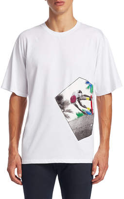 MSGM Skateboard T-Shirt