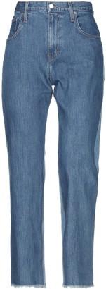 Elizabeth and James Denim pants - Item 42761552XC